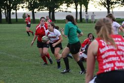 DSHA Girls High School rugby vs Muskego