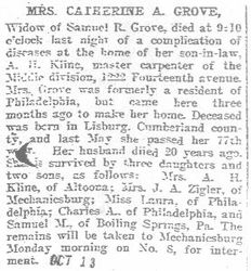 Grove, Catharine 1906