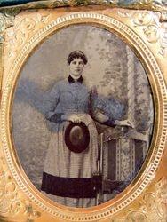 Rebecca Shaftoe Ford