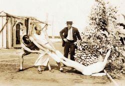 Having fun! - June 11th 1924