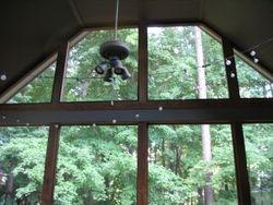 Lochmere screened porch