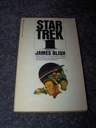 Star Trek 1 - James Blish - Paperback