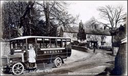 Midland Red, Clent. c1920s.