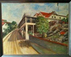 Hotell Molleberg 1949