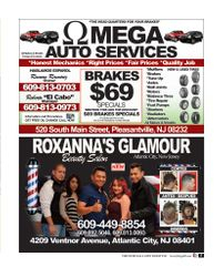 Omega Auto Services / Roxanna's Glamour