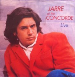 Jarre at the Concorde Live - France