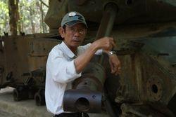 Cu Chi Tunnels, Vietnam 4
