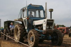 Roadless Ploughmaster 6cyl tractor