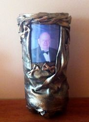 Memory Keepsake Vase