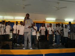 PP Boys' Conference Jamaica College  Oct. 2008