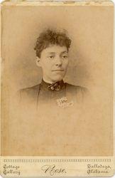 Rose, photographer, Talladega, AL
