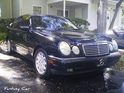 Chris C.--------Mercedes E320