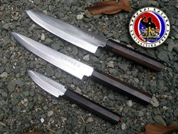Japanese Style Kitchen Knives of Sir Kenneth Cacho