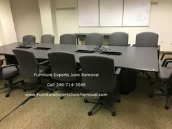 Junk office furniture removal in columbia MD