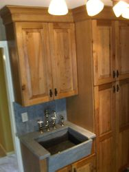Renovated Soap Stone Laundry Room 3