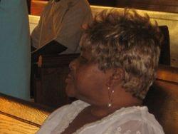 Sis. Mary Jackson