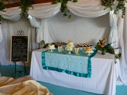 Custom Dessert Table