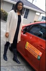 Driving School Moonee Ponds - Testimonial - Vanesha
