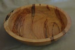 Spalted/Ambrosia Maple #1826