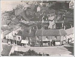 Cradley, Worcestershire. 1955.