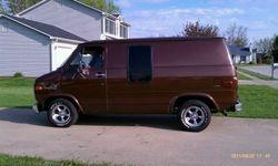 19.79 Chevy short van