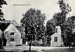 Hawne House, Halesowen. c1860s.