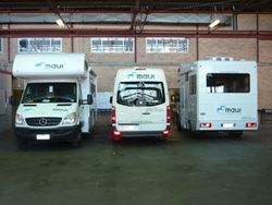 Hire Vehicles of Tourism Holdings, Perth