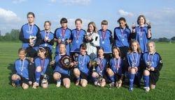 Ilchester U13 Girls 2006-07