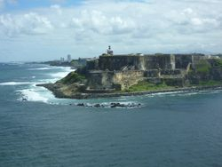 Fort in Puerto Rico