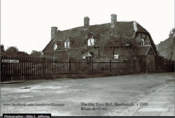 Toyn Hall. c1933.