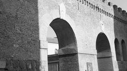 Castle Walls, Rome