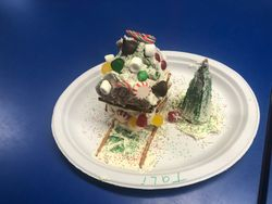 Gingerbread house Day