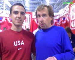 Bill Rodgers and I