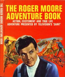 The Roger Moore Adventure Book