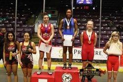Bailey Agard - 1st place at Juvenile Provincials 2018