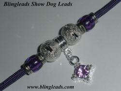 Dangle Pandora on Purple!