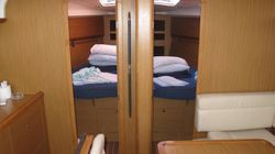Front double cabins