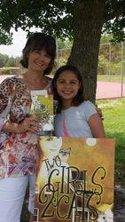 Laura Beth Meets Isabella - A New Reader