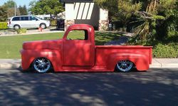 29.  49 Ford pickup