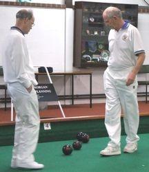 John Prtichard and Mike Webb