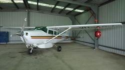 Cessna U206G VH-ASJ