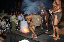 Tjapukai Aboriginal Cultural Centre near Cairns