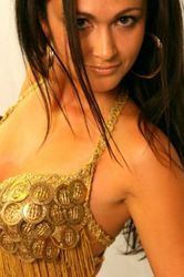 Yana Maxwell, Belly Dance & Zumba Instructor