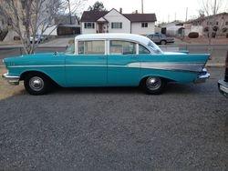 46. 57 Chevy Belair, 4 door,