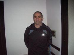 Roger Bedford Team Travelling Manager