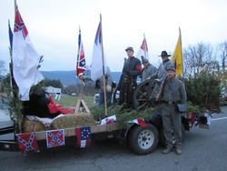 December 2013 Wytheville Christmas Parade