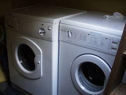 Forecabin laundry