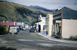 Main Street Arrowtown