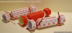 Mini Hexagonal Cracker/Bon Bon Boxes