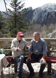 Razgovori planinarskih veterana